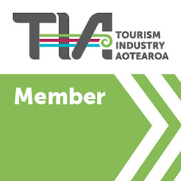 Bond Estate is a member of the Tourism Industry Aotearoa (New Zealand)